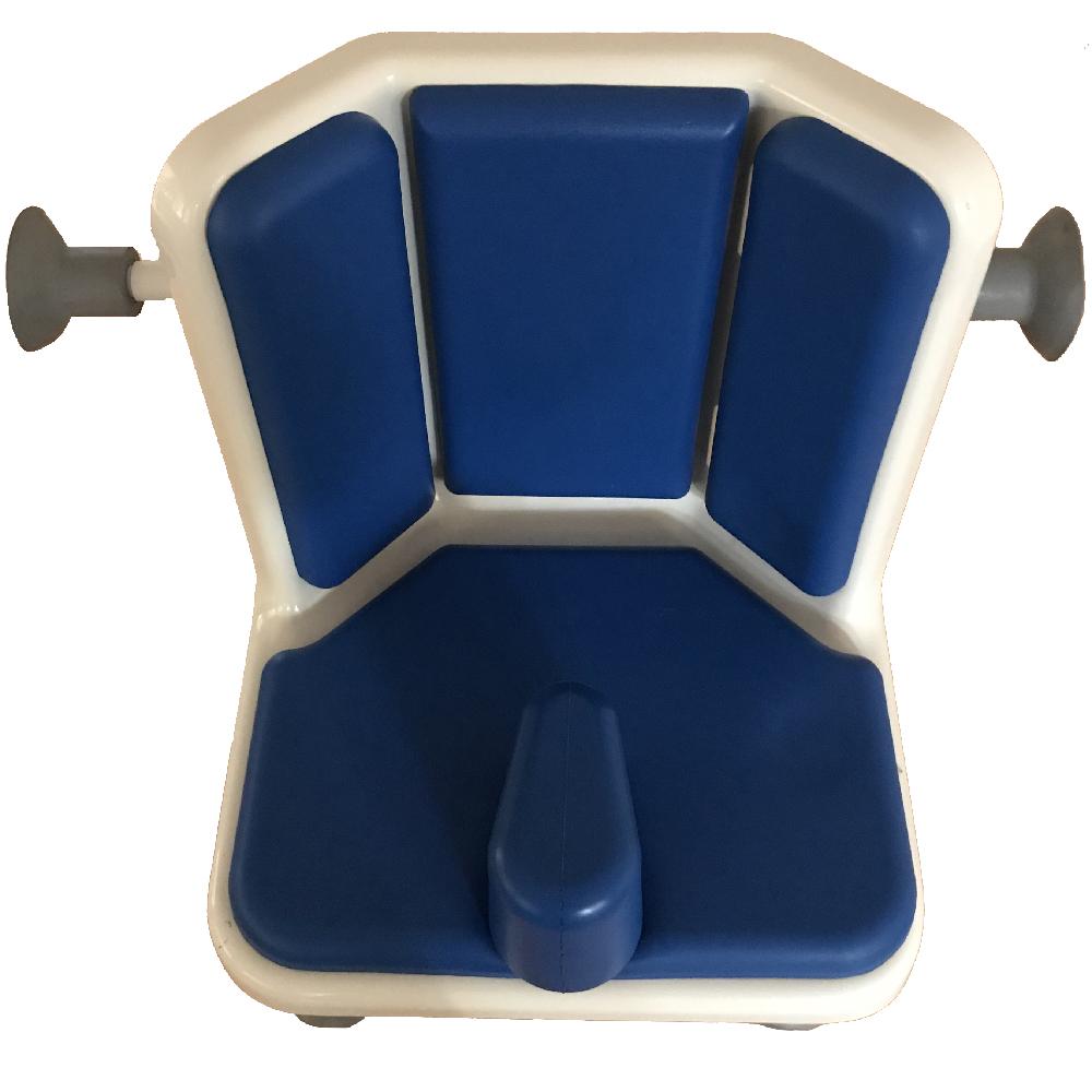Bath Chair with Pad - bath corner chair