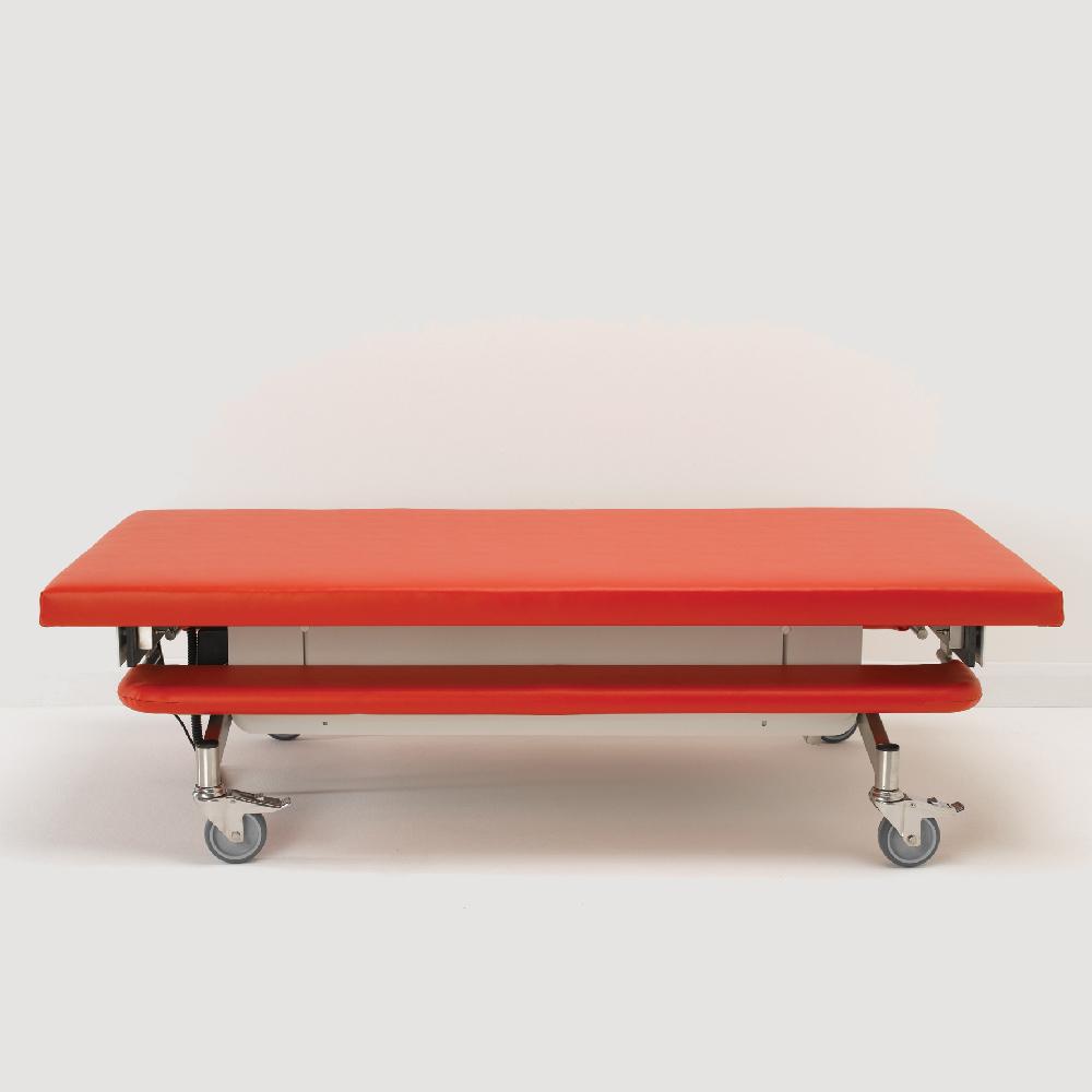 Mobile Changing Bench Red - mobi changer